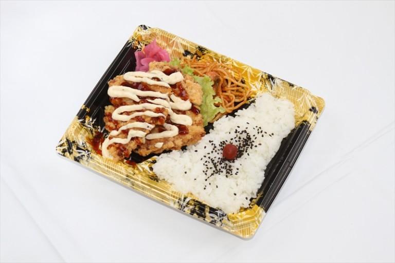 チキン竜田弁当③