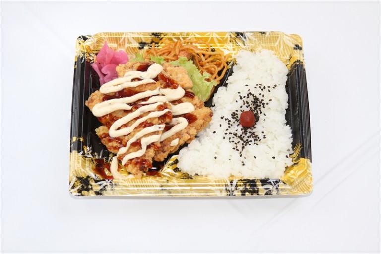チキン竜田弁当①