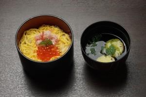 7609_カニイクラちらし寿司セット